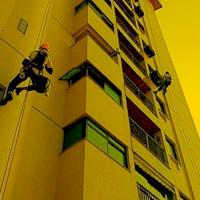 Trabalhos Verticais - Limpeza e Manutenção de Fachadas