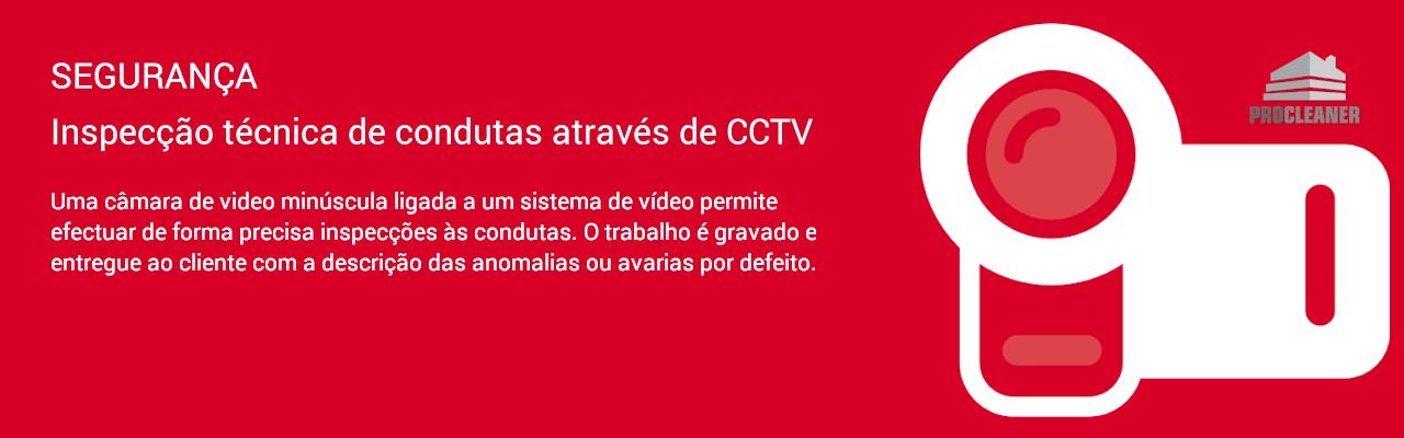 Inspeção Técnica de Condutas através de CCTV